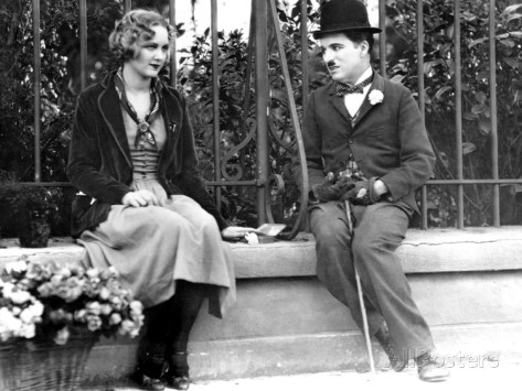 Chaplin e Cega